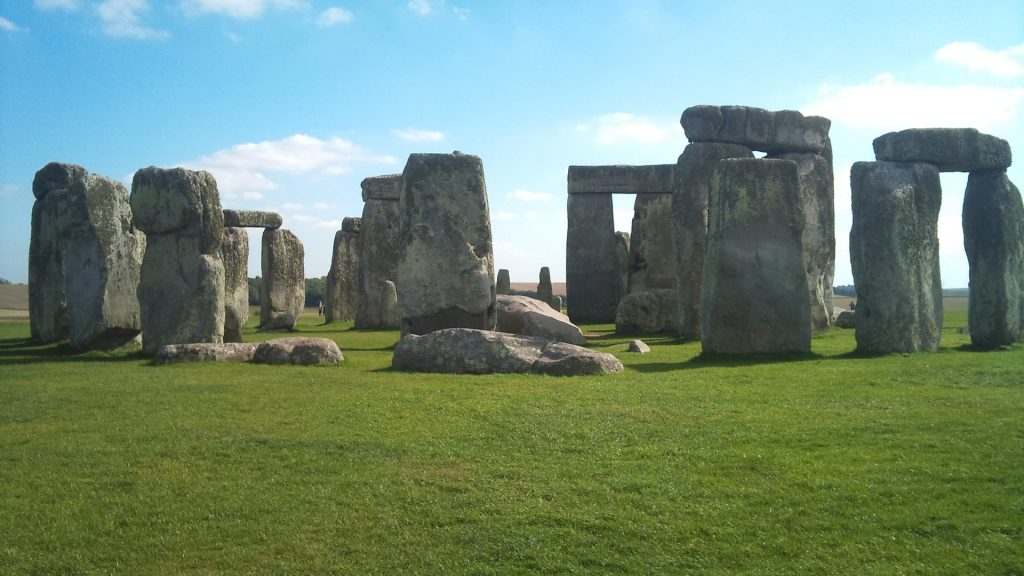 Salisbury: Stonehenge, a daytrip from London