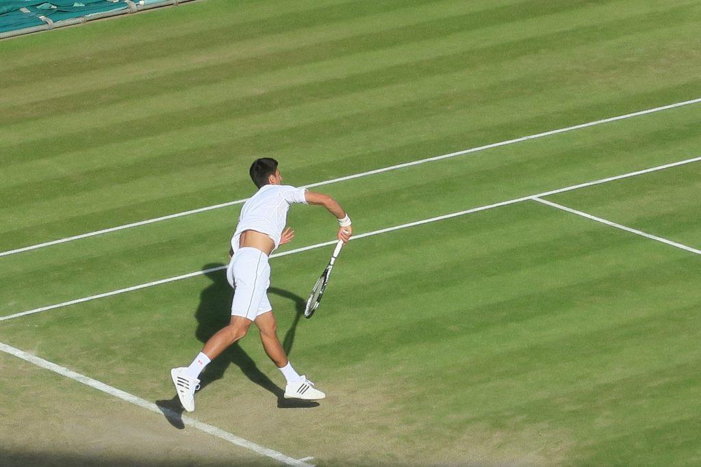 London: Wimbledon
